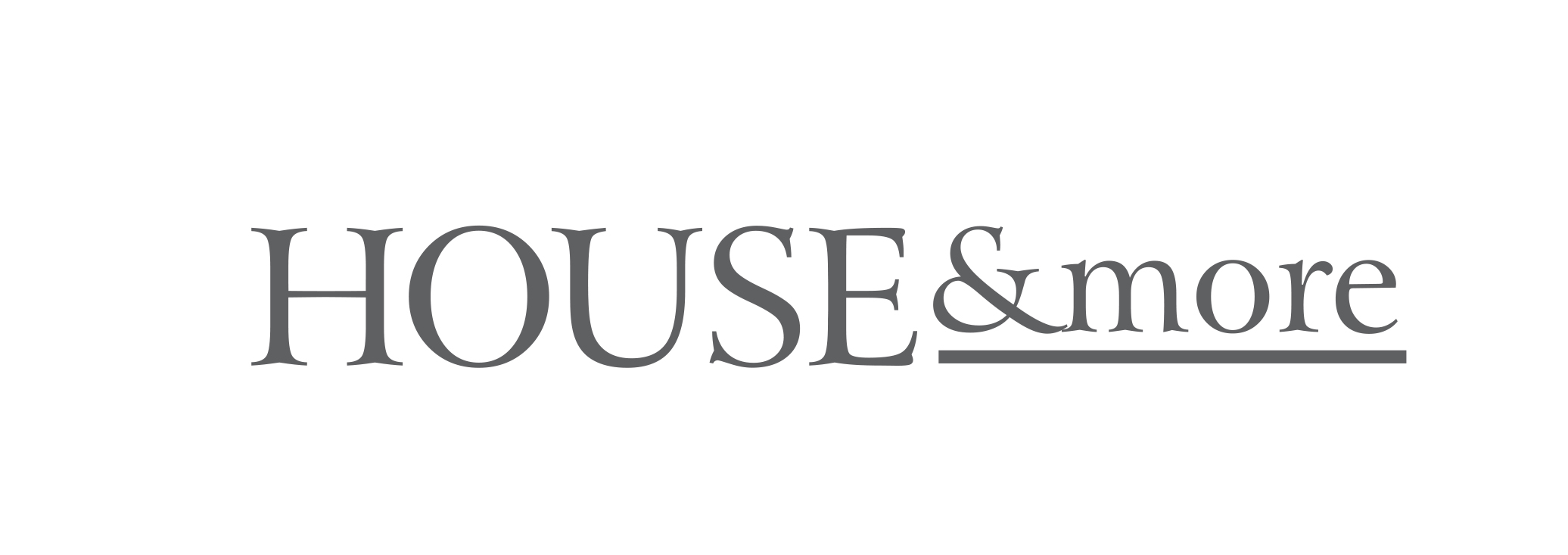 housemore logo Grey